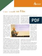 Fair Trade On Film Adelphi CAS - artscinews_fall2009