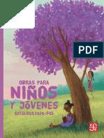 Catalogo obras para niños 2020