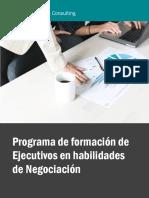Proy Programa Formación - Eduardo Romero