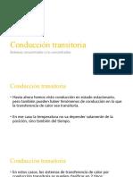 Preparaduría V - Conducción Transitoria