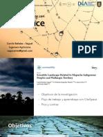 Paisaje científico relacionado al pueblo Mapuche y al territorio de Wallmapu
