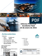 Informe Preliminar acc fatal 2021
