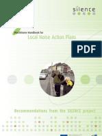 SILENCE_Handbook_Local_noise_action_plans