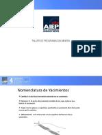 TALLER DE PROGRAMACION MINERA 2