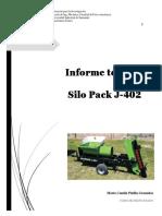 INFORME SILOPACK J-402
