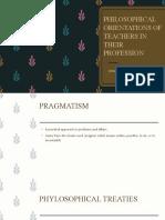 REPORT-TEACHING PROF