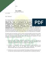 Carta Bancada Verde