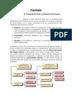 resumen fisiologia 2
