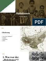 Holodomor done