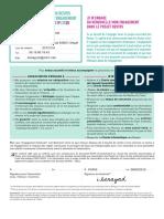 CAMION C8 - Document Engagement Bénévole 2019-2020