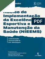 ebook  - NIEEMS - Núcleo de Implementação da Excelência Esportiva e Manutenção