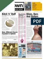 May 2010 Uptown Neighborhood News