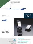samsung dh600 manual