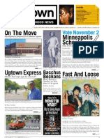 October 2010 Uptown Neighborhood News