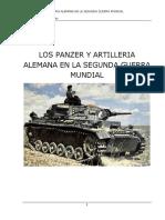 Roman Luis. Los Panzer y la Artilleria Alemana en la Segunda Guerra Mundial