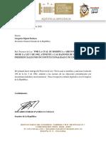 PL 081-20 Objeciones Presidenciales