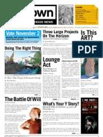 November 2010 Uptown Neighborhood News