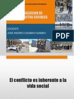 teoria del conflicto social