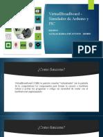 VirtualBreadboard - Simulador de Arduino y PIC
