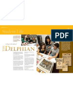 The Delphian Adelphi_Mag Fall 2008