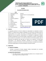 SILABO DERECHO CIVIL IV SUCESIONES