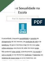 Gênero e Sexualidade na Escola