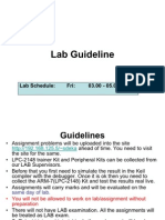 Lab Guideline