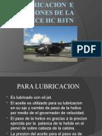 LUBRICACION  E INSPECCIONES DE LA HELICE