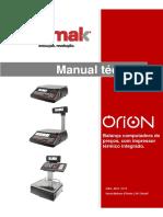 Balmak Manual Órion 1