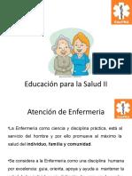 1 Educacin para la Salud II