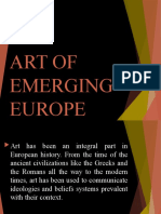 Art of Emerging Europe