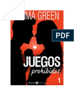 1 Juegos prohibidos-  Emma Green