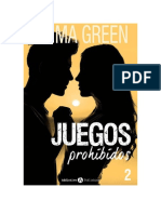 2 Juegos prohibidos -Emma Green