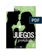 3 Juegos prohibidos-Emma Green