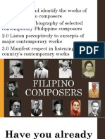 Music - 3rd Quarter Lesson 1 Filipino Composers Pt. 1 (1)