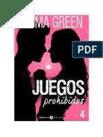 4 Juegos prohibidos-Emma Green