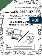 Modul Orientasi Pdpr 2021