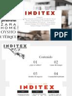 Grupo #1 Inditex