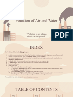 Pollution Reduction Social Media by Slidesgo