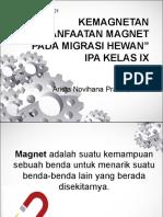 9 PEMANFAATAN MAGNET