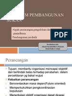 Program Pembangunan Sukan