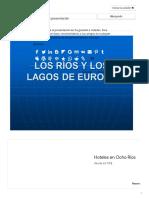 LOS RÍOS Y LOS LAGOS DE EUROPA - ppt video online descargar