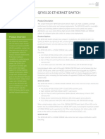 QFX5120 datasheet