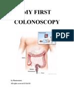 My First Colonoscopy