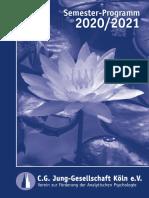 Jung Institut 2020-21