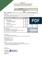 Penawaran Sondir 2 Test Uji - SONDIR.CO.ID - 2.5 Jt
