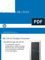 HP ProLiant ML150 G3