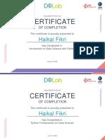 Python Course DQLab