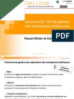 Kit de Gestion Des Entreprises Extérieures