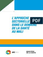 Approche sectorielle dans le domaine de la santé au Mali